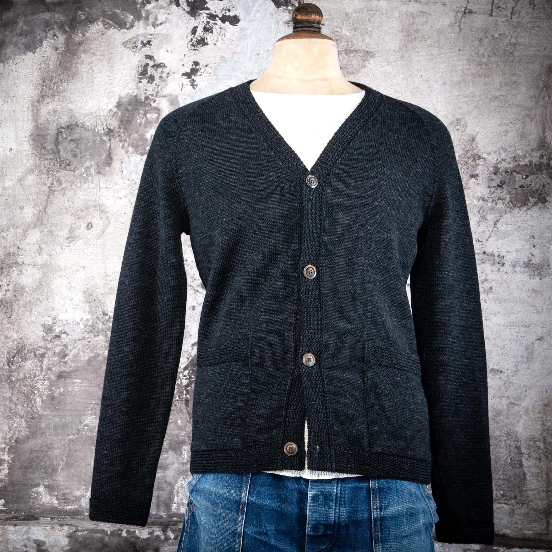 "THE ""P'TIT LOUIS"" CARDIGAN"