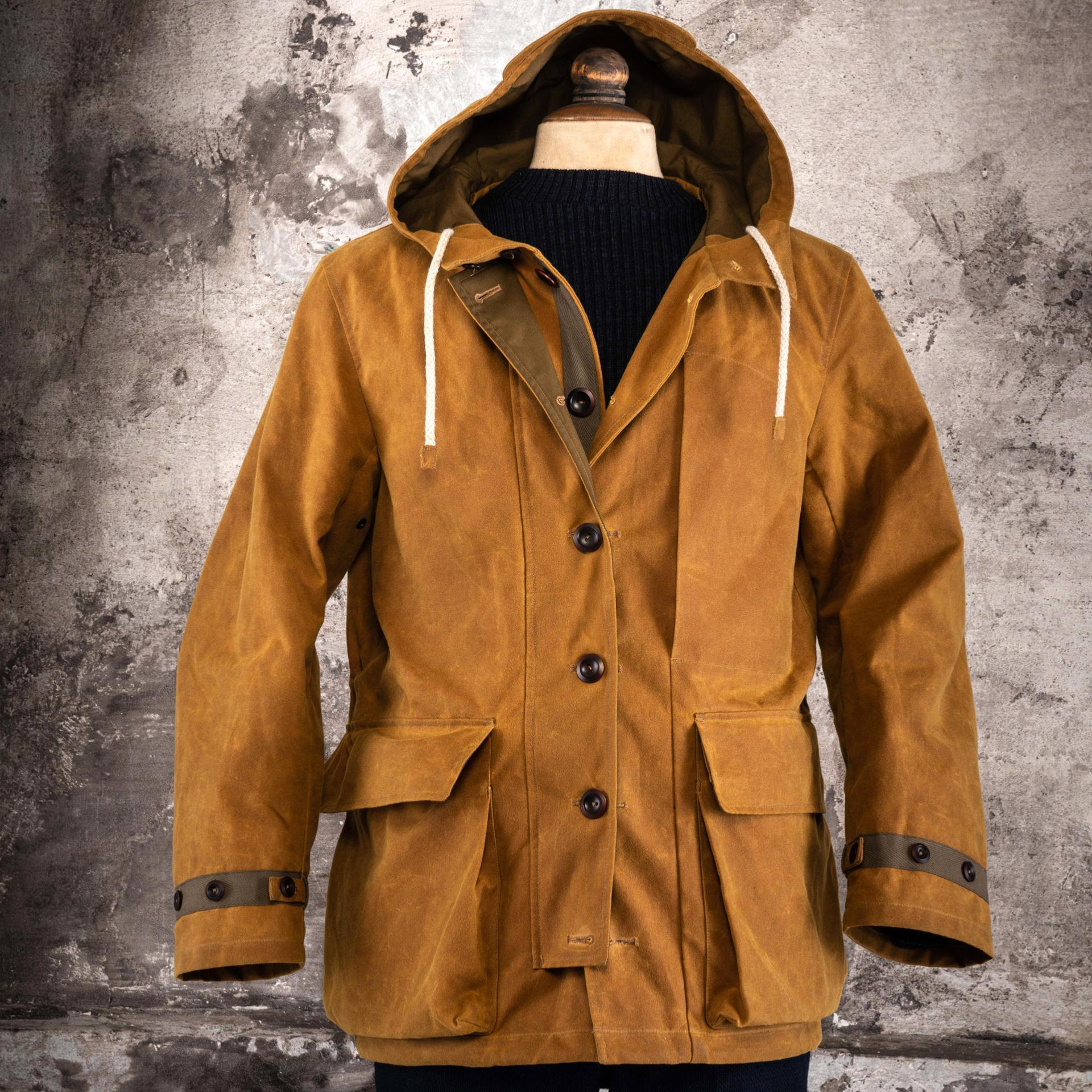 "THE GOLD""SNOW PARKA"""