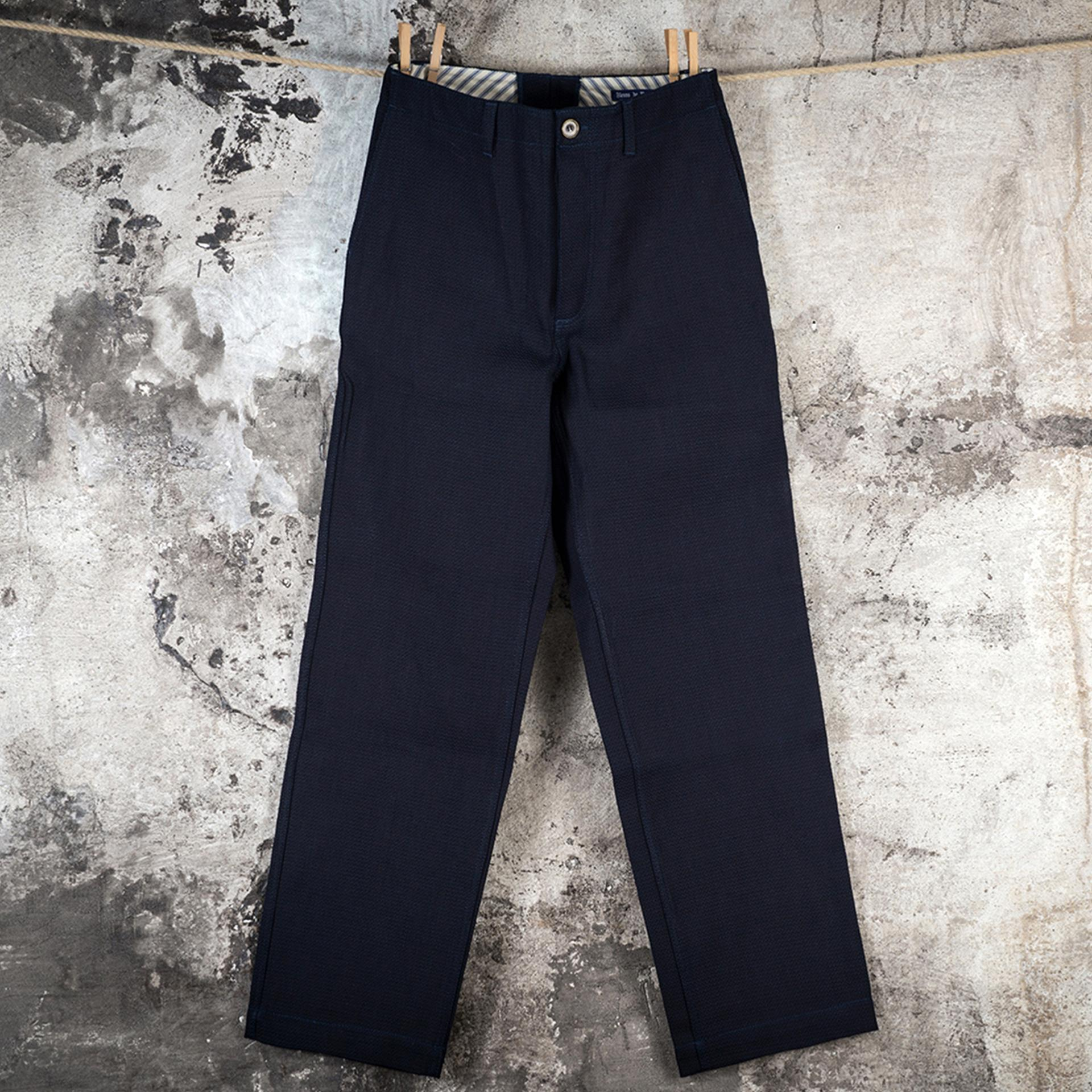 THE CHINO PANTS SASHIKO