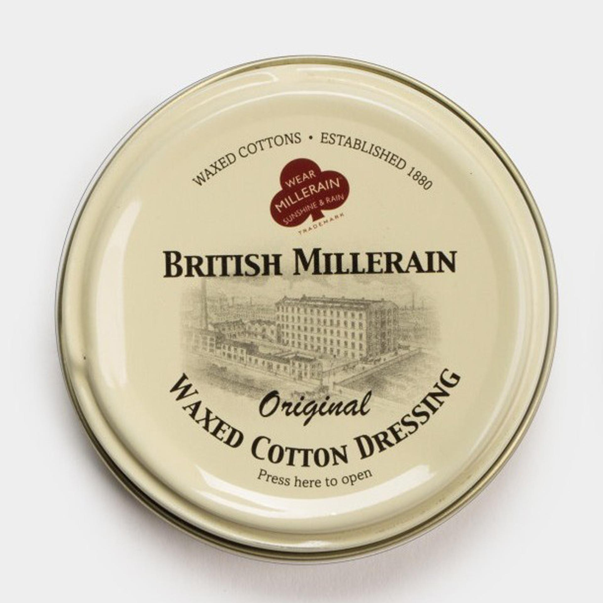 "THE ""BRITISH MILLERAIN"" WAX"