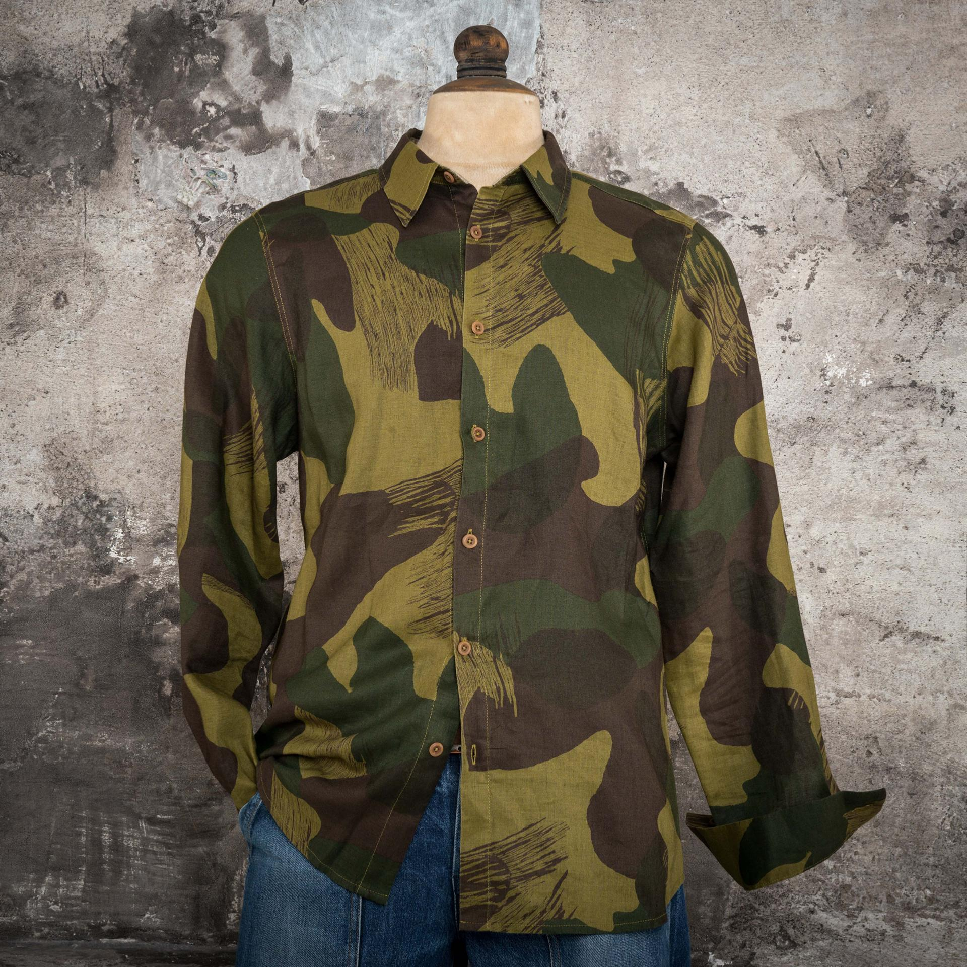 "THE ""CLASSIC"" SHIRT CAMO"