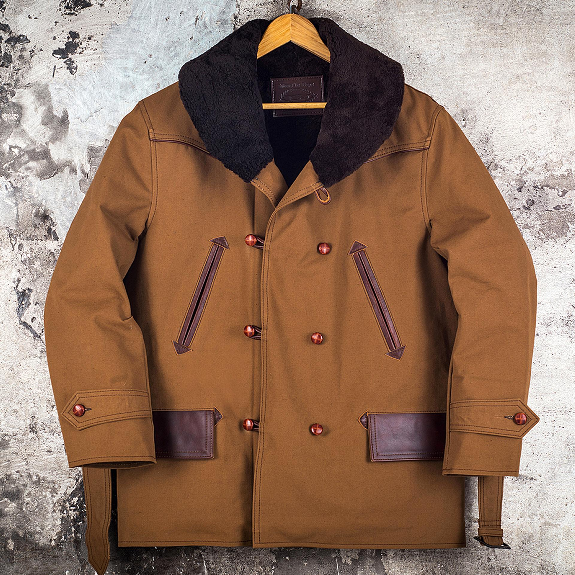 THE CANADIENNE JACKET
