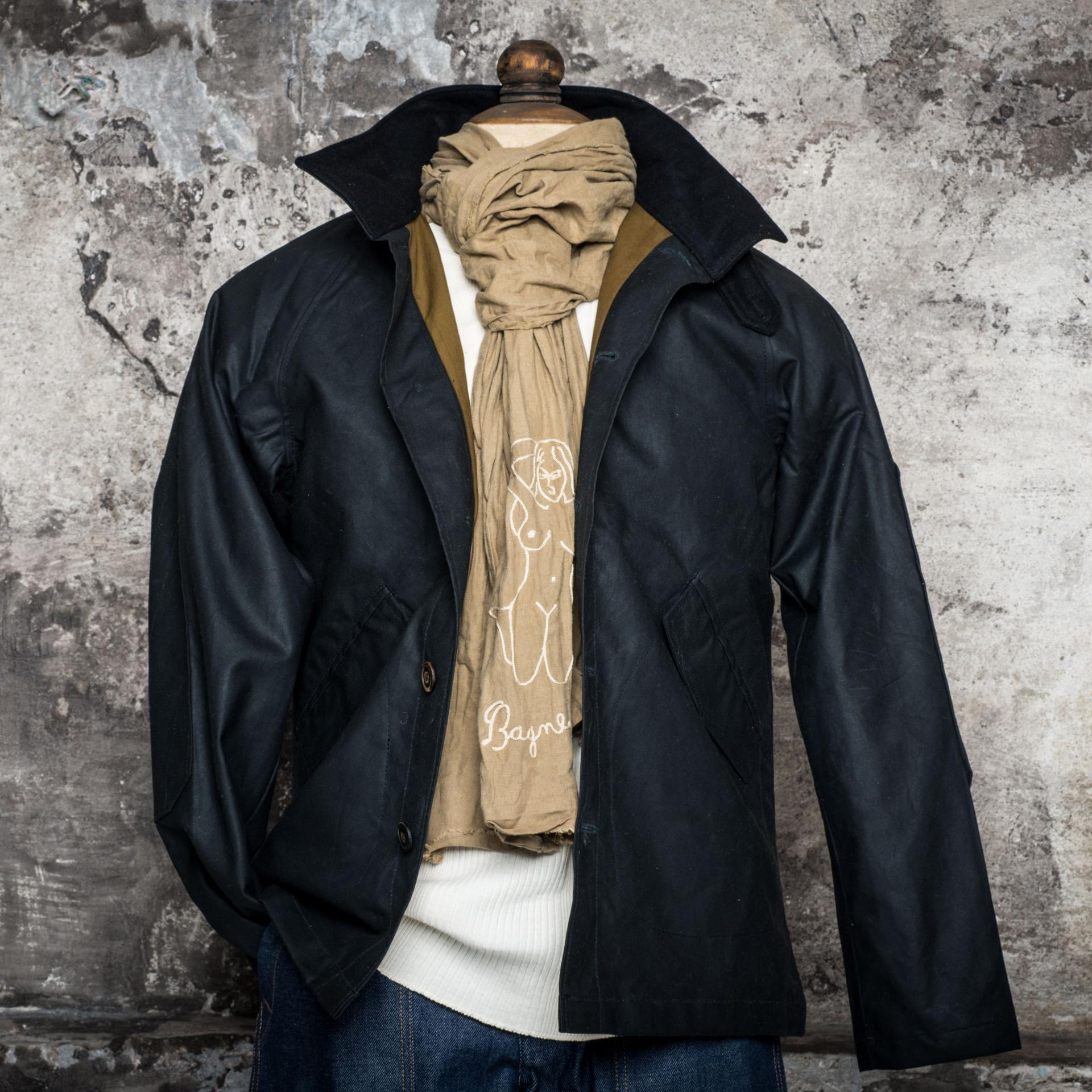 "THE ""FALOT"" JACKET"