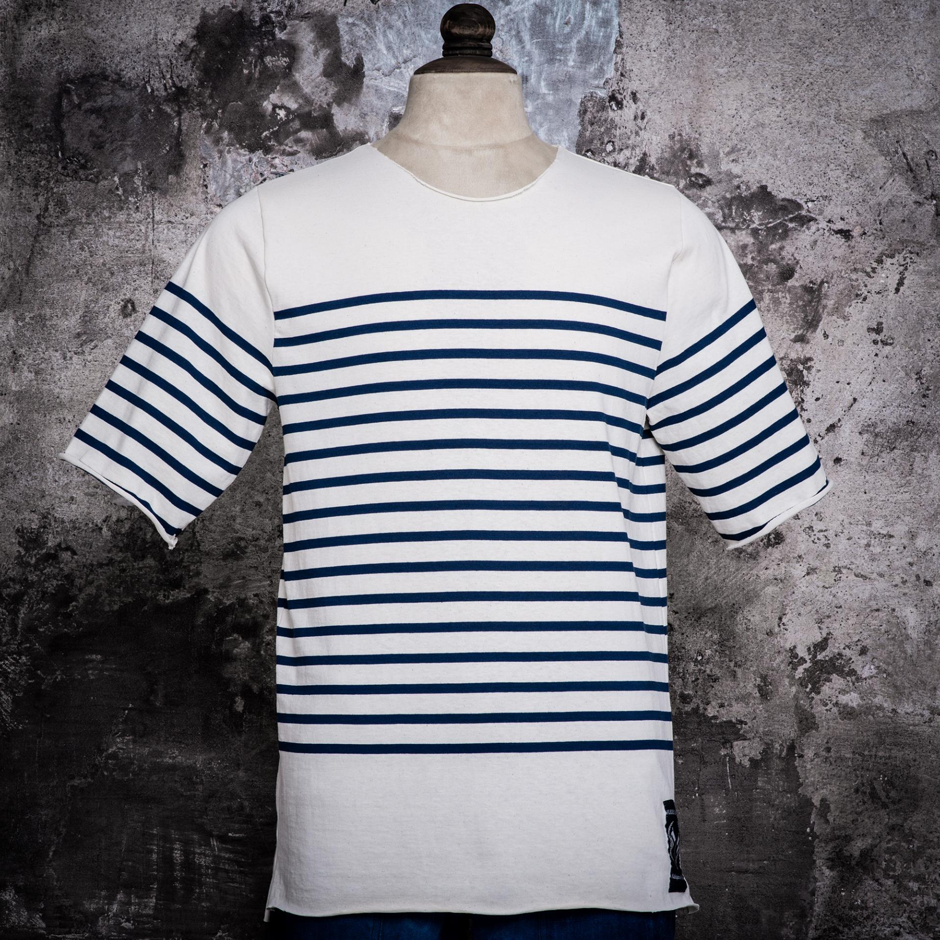 "THE MARINIERE ""TOULON"" SHORT SLEEVES"
