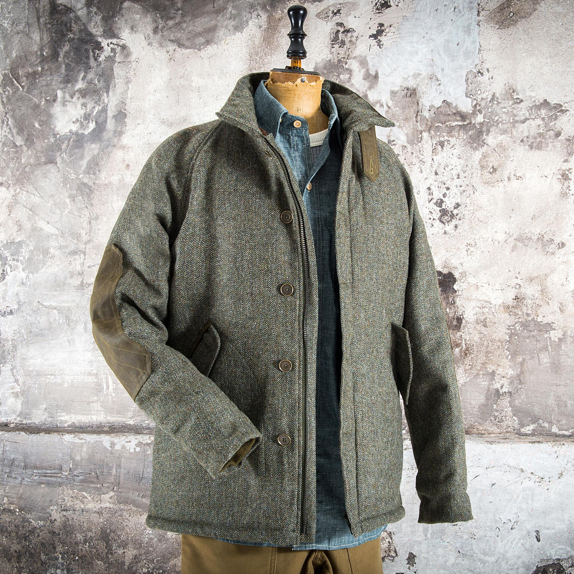 THE FALOT TWEED JACKET