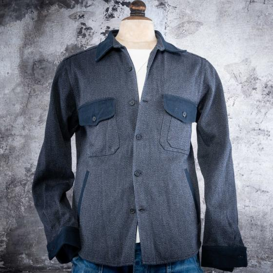 "THE OVERSHIRT ""BAROUDEUR 4 POCHES"""