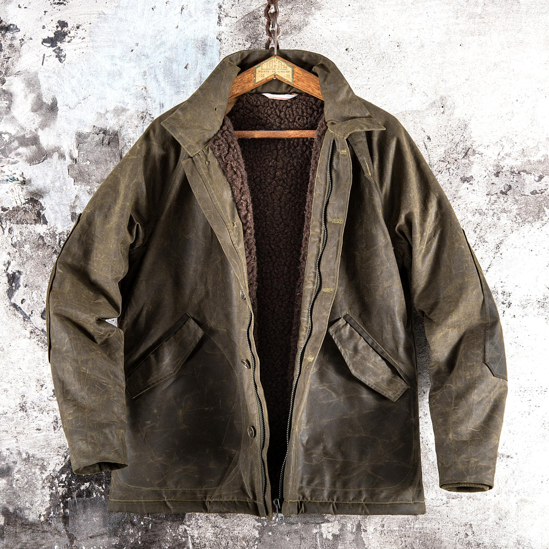 THE FALOT WINTER WAX JACKET