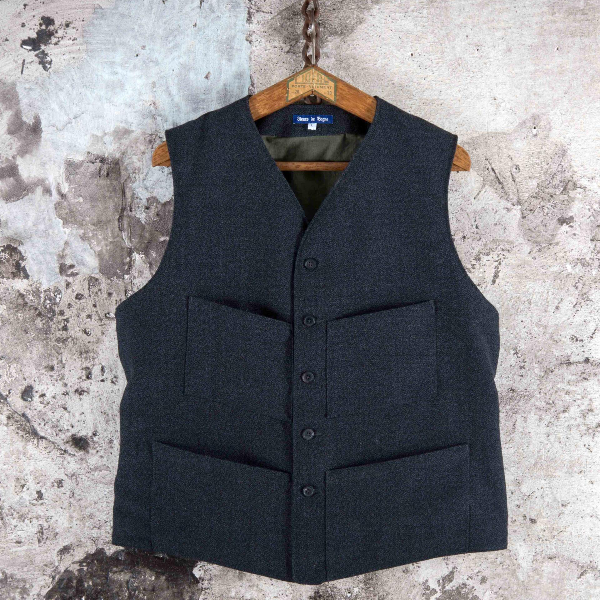 THE MILORD VEST